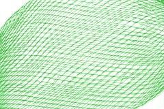 Maglia isolata su bianco Fotografia Stock
