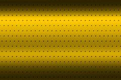 Maglia metallica del cromo giallo fondo e struttura del metallo royalty illustrazione gratis
