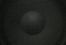 Maglia perforata del metallo, modello astratto fotografia stock libera da diritti