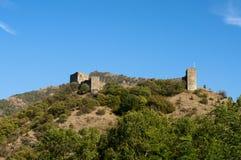 Maglic fästning arkivbilder