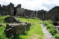 Maglic Festung stockbilder