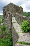 Maglic Festung lizenzfreies stockfoto