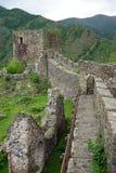 Maglic Festung stockbild