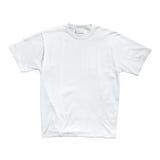 Maglietta bianca Fotografie Stock