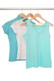 magliette Fotografia Stock