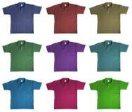 Magliette Fotografie Stock Libere da Diritti