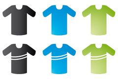 Magliette Immagine Stock