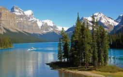 magline озера Стоковое Изображение