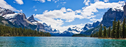 湖magline 库存图片