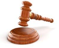 Maglio di legno Fotografie Stock Libere da Diritti