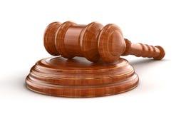 Maglio di legno Immagine Stock Libera da Diritti