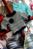 Maglione da vendere Fotografia Stock