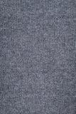 Maglione grigio Fotografie Stock