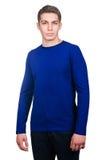 Maglione maschio Fotografie Stock Libere da Diritti