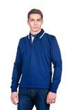 Maglione maschio Fotografia Stock