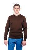Maglione maschio Immagini Stock