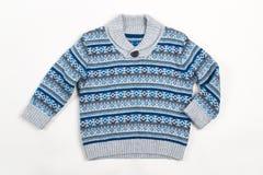 Maglione per i bambini Fotografia Stock