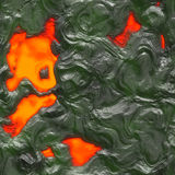 Magma background Stock Photo
