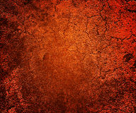 Magma Texture Royalty Free Stock Photo