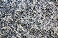 Magmatic rock used as construction material. Natural stock photography