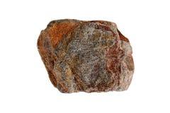 Magnétite minérale Image stock