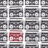 magnétophones de Vieux-school Image stock