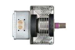 Magnétron do forno de microonda imagens de stock royalty free
