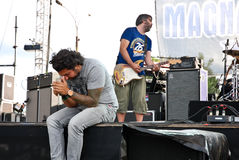 Magna Cum Laude in Concert Stock Image
