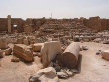 Magna Leptis Royalty-vrije Stock Foto's