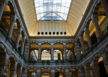 Magna Plaza, Amsterdam Royalty Free Stock Photography