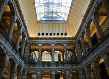 Magna Plaza, Amsterdam. Magna Plaza, shopping centre, Amsterdam royalty free stock photography