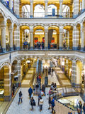 Magna Plaza Shopping Mall, Amsterdam Royalty Free Stock Images