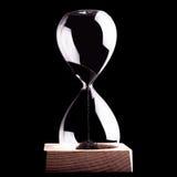 Magnatic sand clock Royalty Free Stock Photo