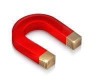 magnes Fotografia Stock