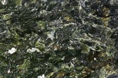 Magnesite periclase stone Stock Photo
