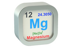 Magnesium Royalty Free Stock Photography