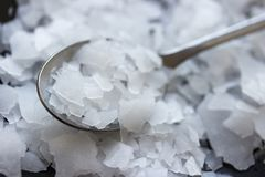 Free Magnesium Flakes Stock Images - 163289594