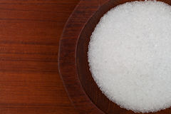 Magnesium-Sulfat Lizenzfreies Stockfoto