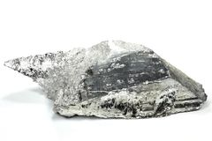 Magnesium. On white background Stock Photography