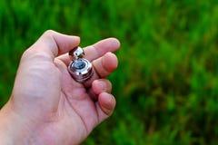 Magnesowy wiercipięta kądziołek fotografia stock