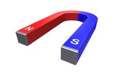Magnet Lizenzfreies Stockbild
