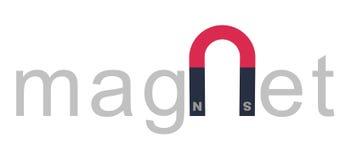 Magnet Stockfoto