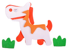 Magnet dog Stock Photography