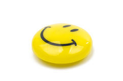 Magnet smiley Stock Images