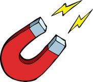 Magnet stock illustration