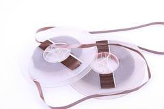 Magnetbänder für Tonaufzeichnunge Lizenzfreie Stockfotografie