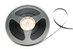 Magnetband für Tonaufzeichnungen Stockbild