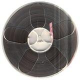 Magnetband für Tonaufzeichnungen der Weinlese Stockfotografie