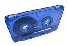 Magnetband für Tonaufzeichnungen II Stockbilder