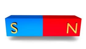 Magnete Fotografie Stock Libere da Diritti